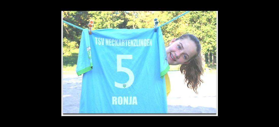 TSV-Handballer haben HVW- Auswahlspielerin